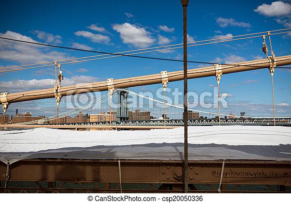 New York bridges - csp20050336