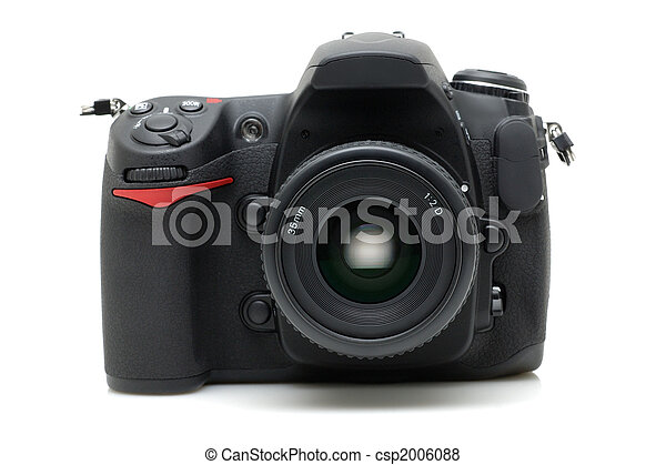 Digital SLR camera - csp2006088