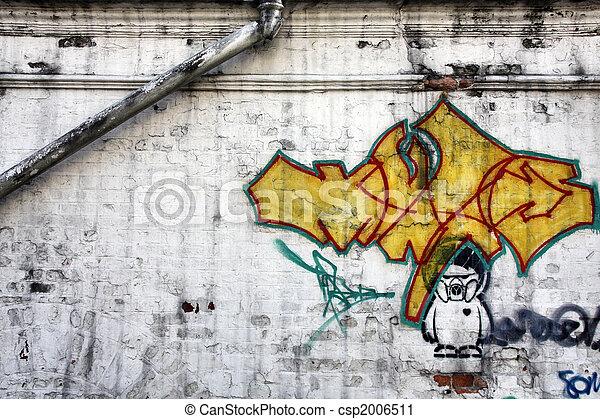 City decay - csp2006511