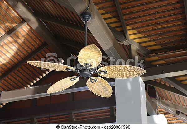 banque de photographies de colonial style ventilateur. Black Bedroom Furniture Sets. Home Design Ideas