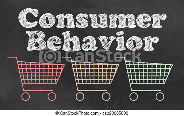 رفتار مصرفکننده