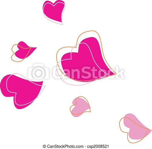 Heart shape - csp2008521