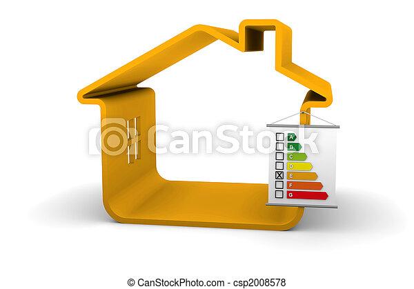 Building Energy Performance E Classification - csp2008578