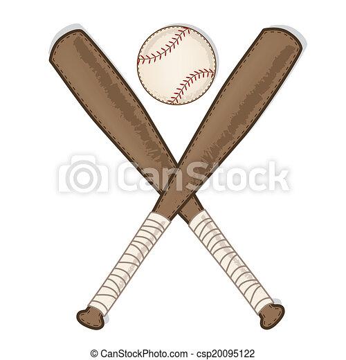 Wooden Baseball Bats Drawings Vintage Baseball And Wooden