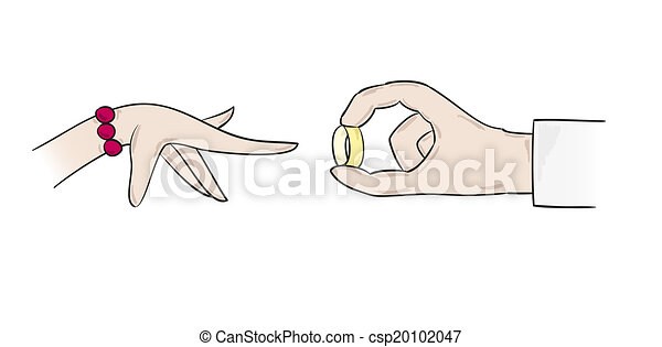 What Hand Is A Marriage Ring On
