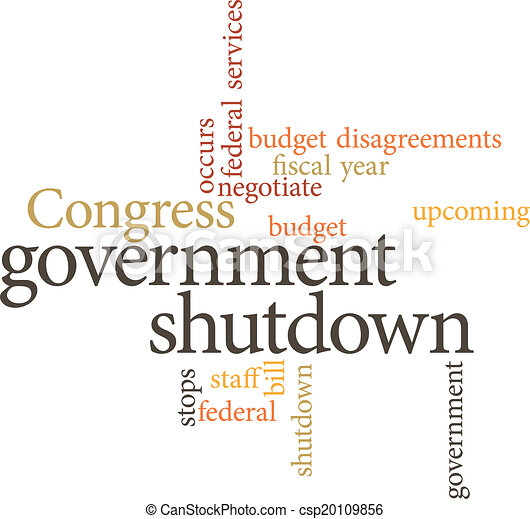 government shutdown - csp20109856