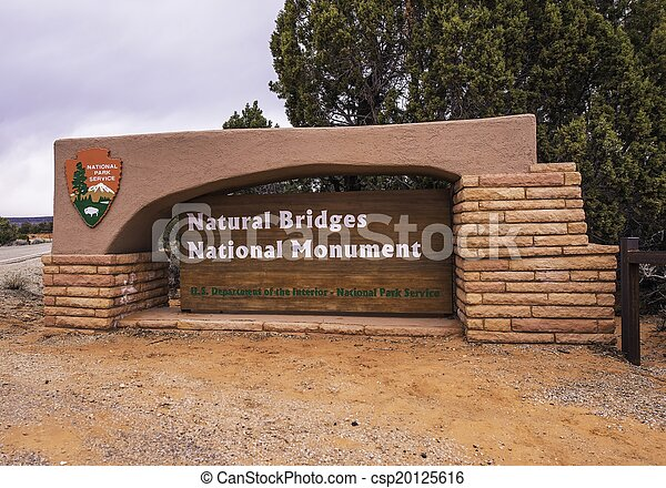 Natural Bridges - csp20125616