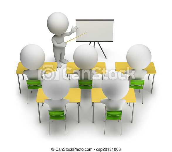 3d small people - training courses - csp20131803