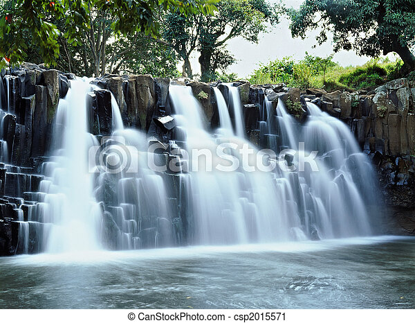 Waterfall - csp2015571