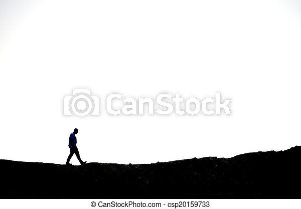 Archivi fotografici di camminare uomo uomo camminare for Camminare in piani di progettazione dispensa