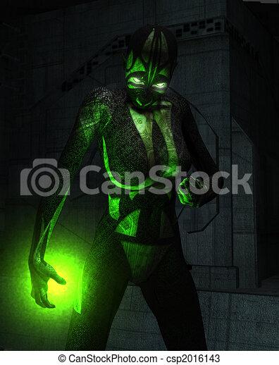 battle cyborg - csp2016143