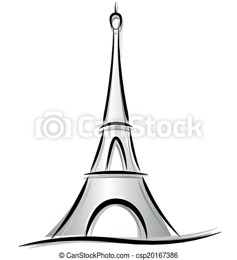 drawing of eiffel tower vector clip art instant download eiffel tower clip art printable free eiffel tower clipart images