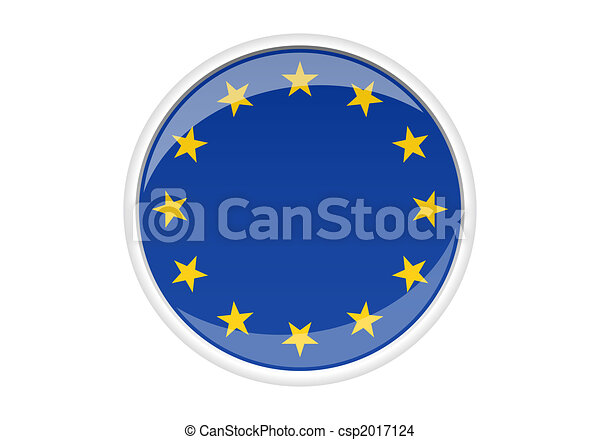 Europe Sticker - csp2017124