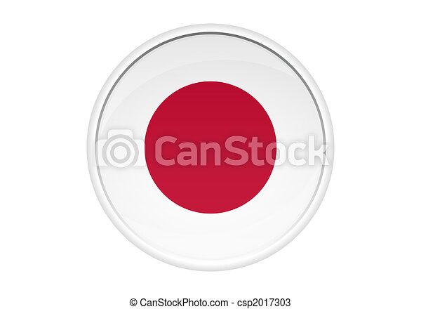 Japan,  sticker - csp2017303