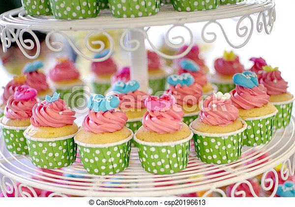 cupcakes tier - csp20196613