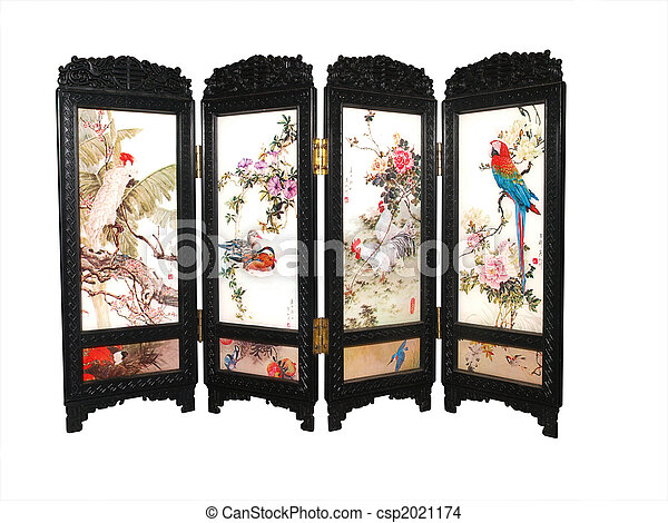 Toy Plastic Folding Screen - csp2021174