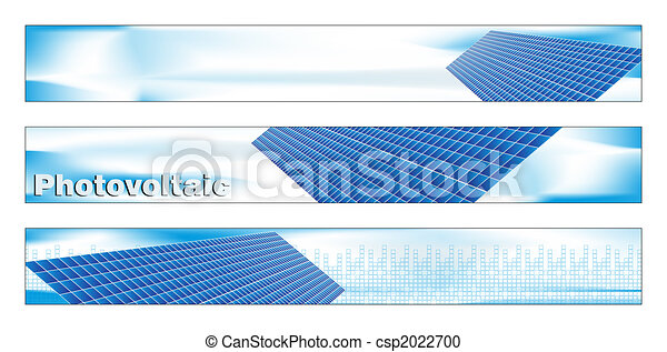 Web Banner, Business card or insignia - csp2022700