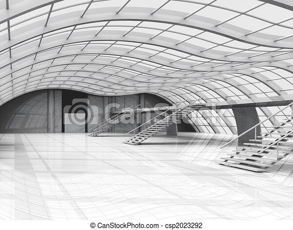 Hallway Architecture - csp2023292
