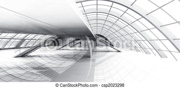 Hallway Architecture - csp2023298