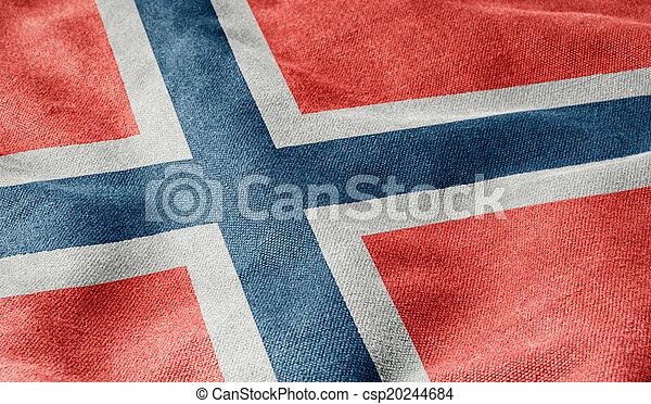 Flag of Norway - csp20244684
