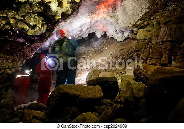 Cave Exploration - csp2024909