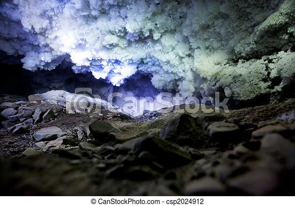 Ice Cave - csp2024912