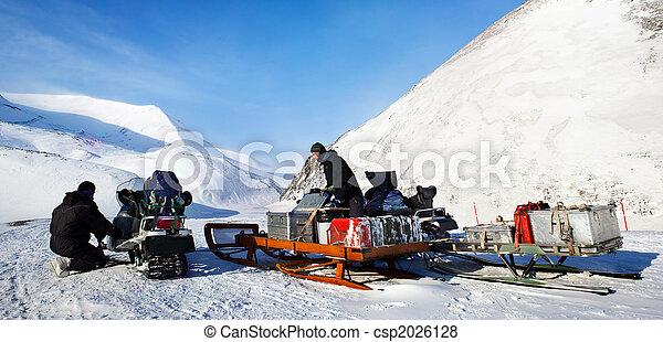 Polar Expedition - csp2026128
