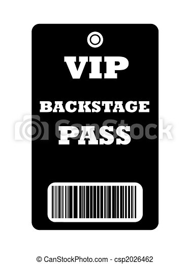 clip art of vip backstage pass black vip backstage pass