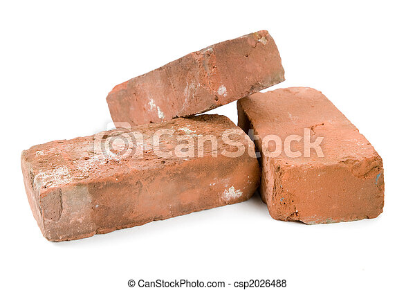 Red Brick - csp2026488