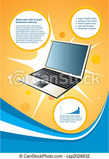 technology background - csp2026632