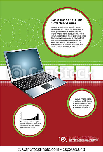 technology background - csp2026648