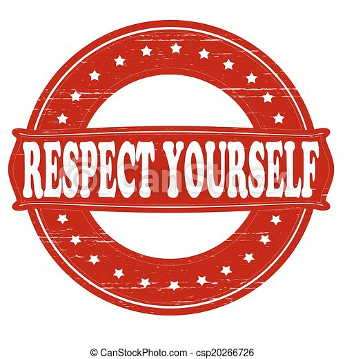 Yourself Drawings Respect Yourself Csp20266726