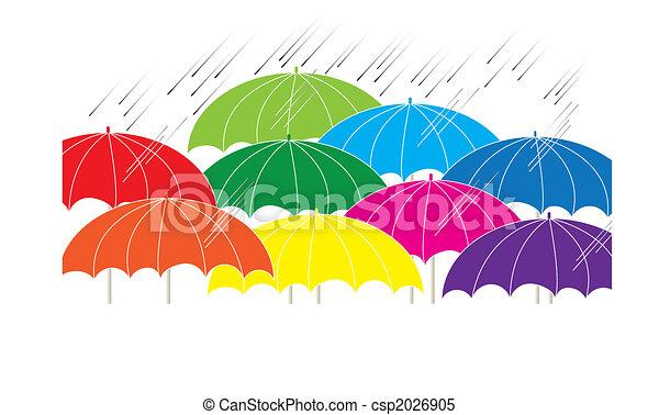 Rainbow - csp2026905