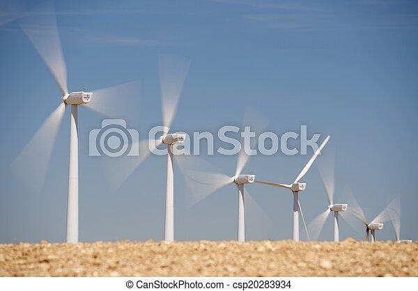 エネルギー, 風 - csp20283934