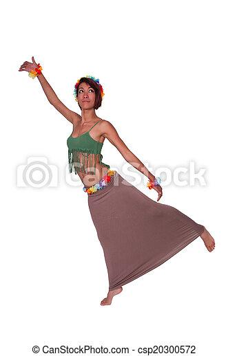 アメリカインディアン, 女. 美しい女性, 服を着せられる, アメリカ人 ...