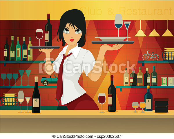 bartender barkeeper