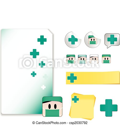 Surgeon Kit - csp2030792