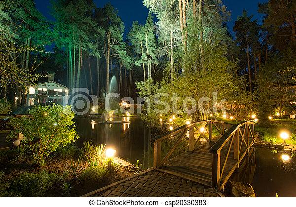 Enchanted house - csp20330383