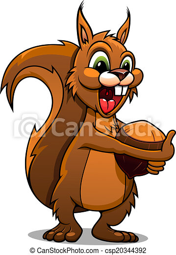 Squirrel Clip Art and Stock Illustrations. 6,427 Squirrel EPS ...