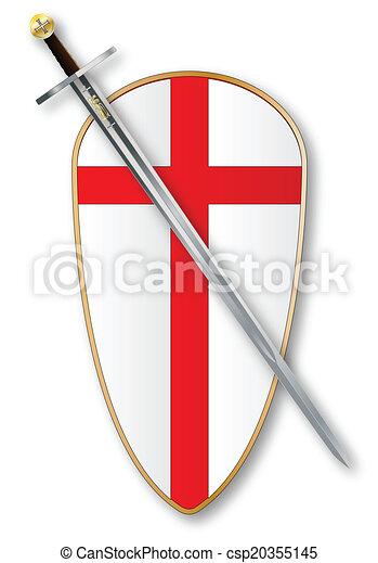 Crusader Stock Illustration Images. 1,990 Crusader illustrations ...