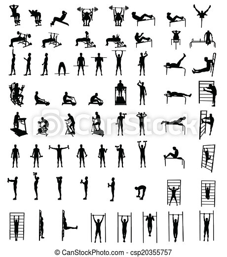 Sommaire des Exercices de Fitness - Fitness cardio training