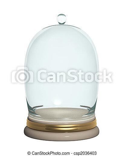3d glass protective cap - csp2036403