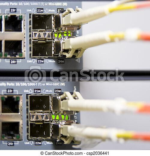 Fiber optics - csp2036441