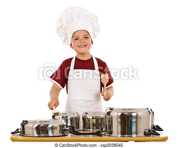 Feel the beat of culinary art - csp2038545