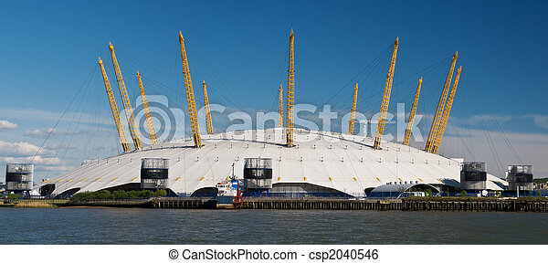 XXL - Millennium Dome, London - csp2040546