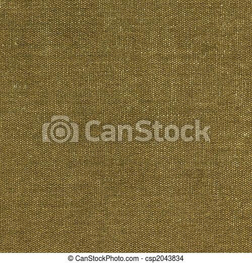 brown coarse canvas background - csp2043834