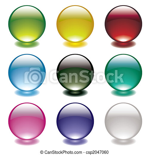 bubble glow circle - csp2047060
