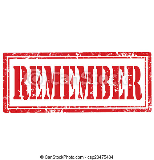 Go Back > Gallery For > Remembering Clipart
