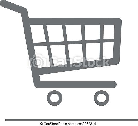Shopping Cart - csp20528141