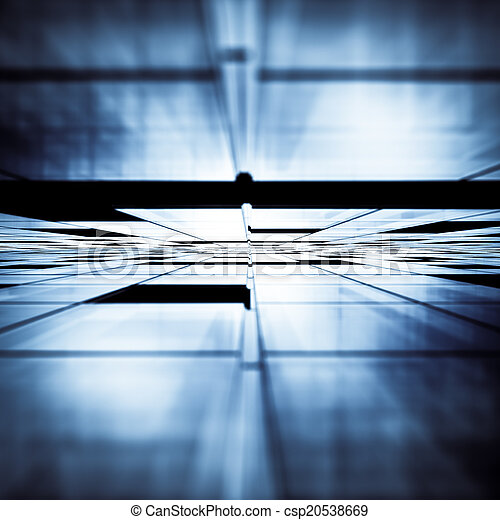 Abstract tunnel - csp20538669